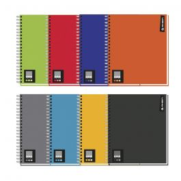CUADERNO UNIVERSITARIO 7MM 100HJ ONE COLOR