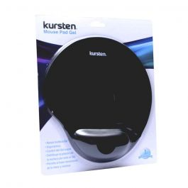 MOUSE PAD GEL NEGRO
