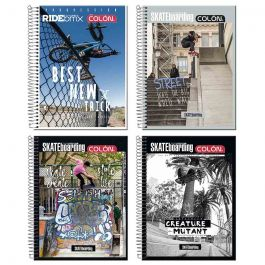 CUADERNO TOP 7MM 150HJ SPORTS